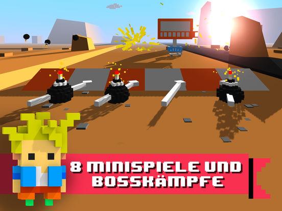 Screenshot 5 Chicken Jump - Crazy Traffic