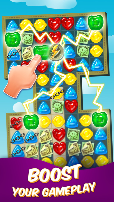 download Gummy Drop! – A Match 3 Puzzle Game appstore review