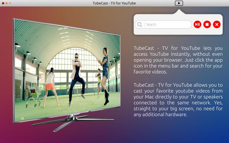 'TubeCast