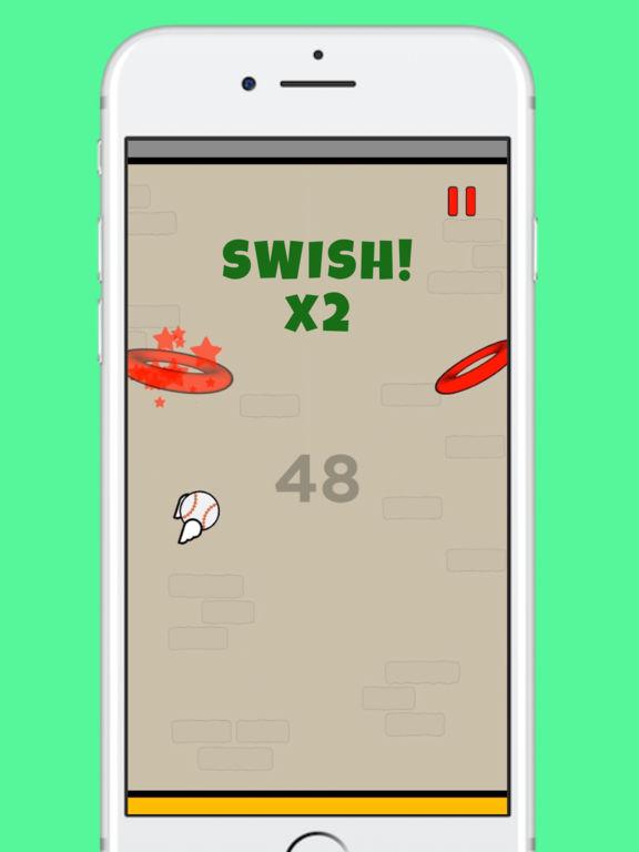 Screenshot 2 Flappy Dunk