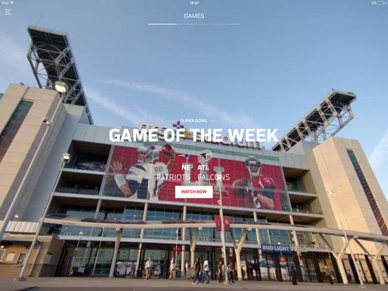 NFL Game Pass Europe Screenshots