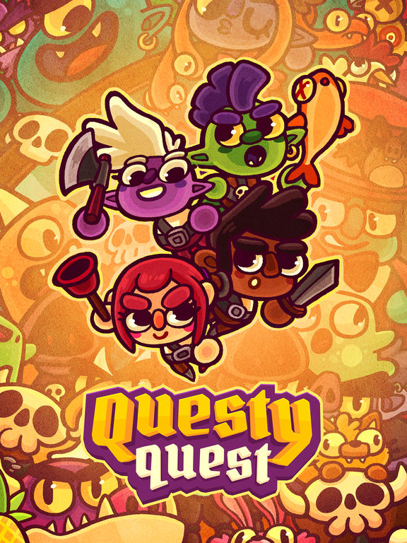Screenshot 1 Questy Quest