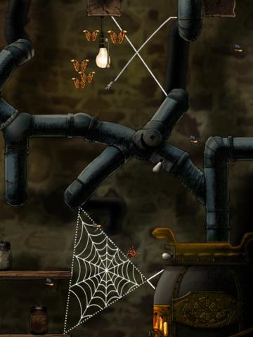 Spider:  Bryce Manor HD Screenshot
