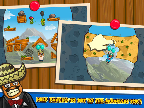 Screenshot 1 Amigo Pancho 2: Puzzle Journey
