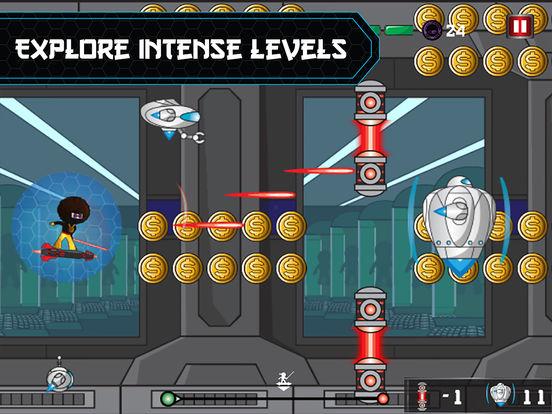 Screenshot 3 Ninja Surfer