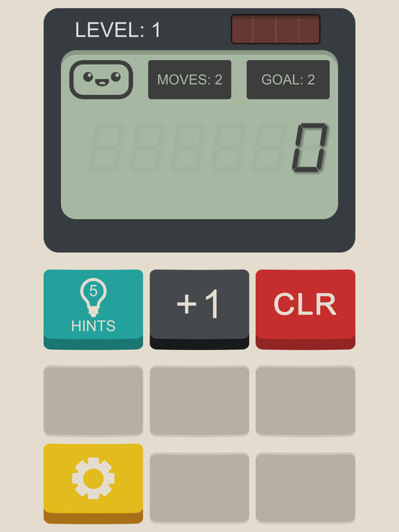 Screenshot 1 Calculator: The Game