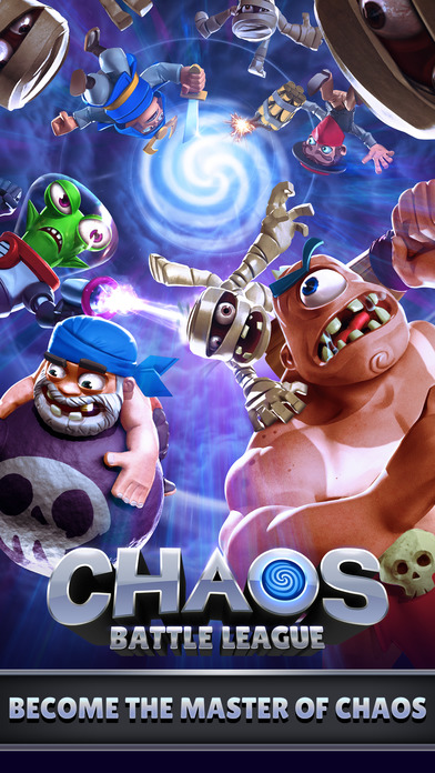 Chaos Battle League iOS Screenshots