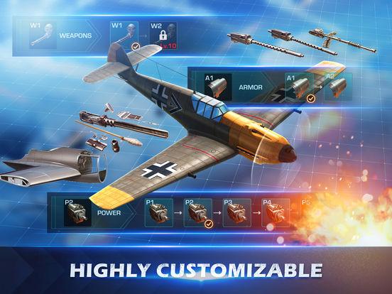 War Wings Screenshots