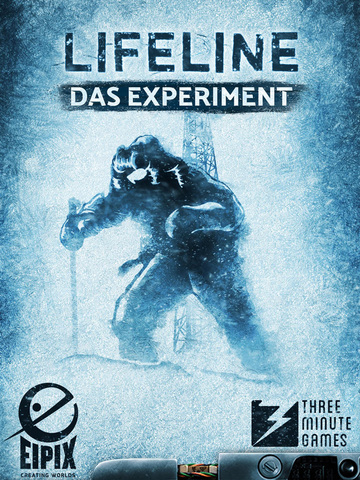 Lifeline: Das Experiment iOS Screenshots