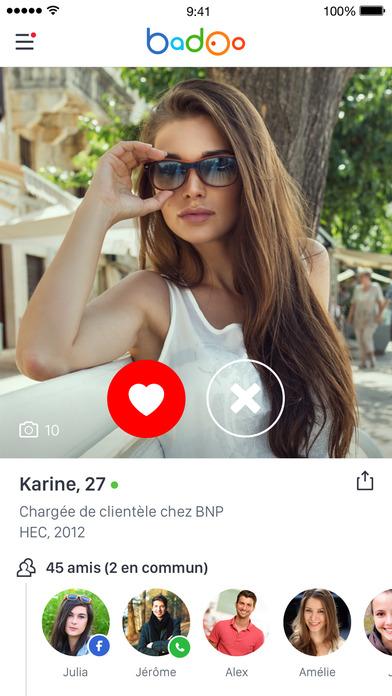 download Badoo Premium - Fonctionnalités en plus apps 2