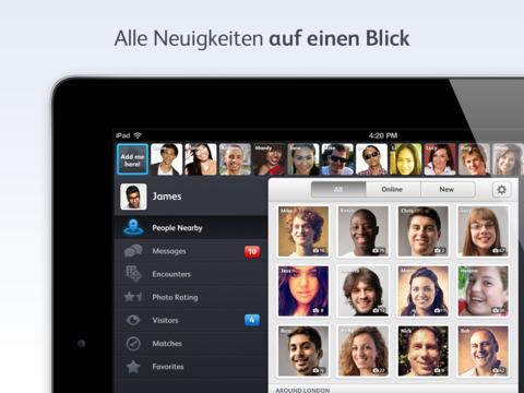 """Badoo - Chatten, Flirten und neue Freunde finden."""" im App Store"""