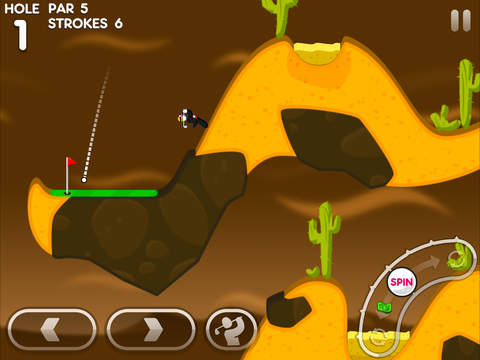 Screenshot 5 Super Stickman Golf 3