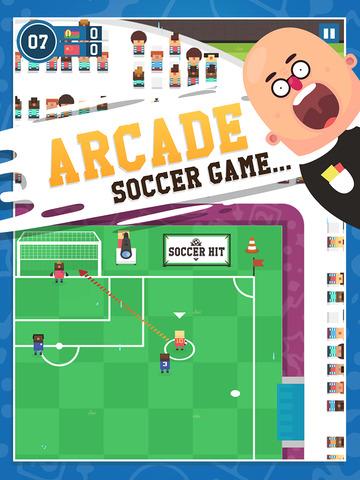 Soccer Hit iOS