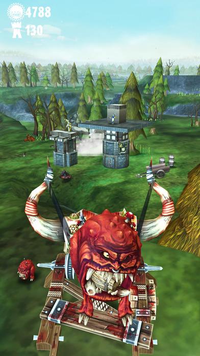 Warhammer: Snotling Fling Screenshot