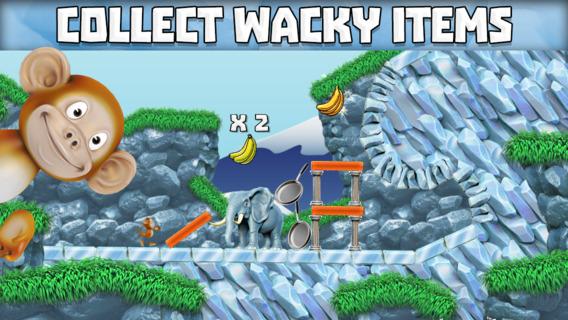 Wonky Tower - Pogo's Odyssey iPad