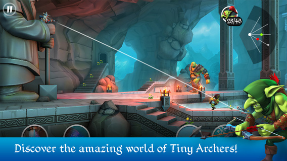 Tiny Archers iOS