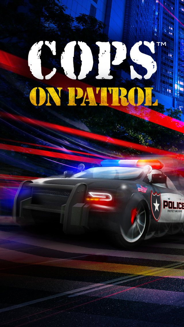 Cops - On Patrol iOS Screenshots