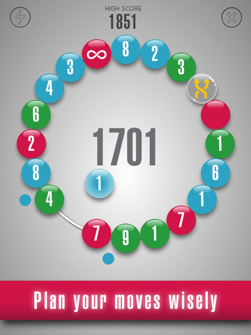 Enso - Brilliant Puzzle Game iPhone iPad