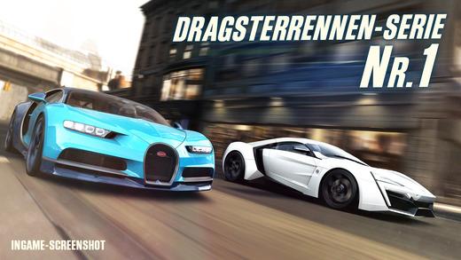 CSR Racing 2 iOS