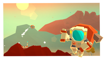 Mars: Mars iOS Screenshots