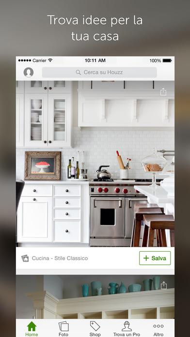 Houzz idee per arredare la tua casa sull 39 app store for App per arredare