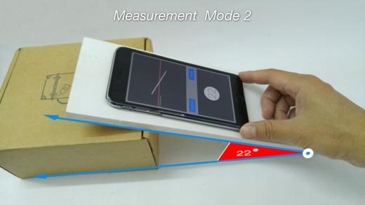 Angle Meter PRO Screenshot