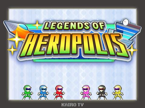 Screenshot 5 Legends of Heropolis