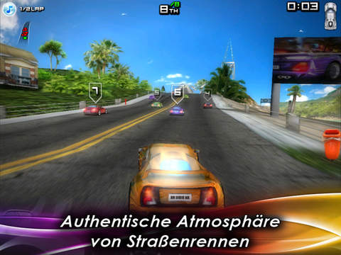 Race Illegal: High Speed 3D Free  Bild 3