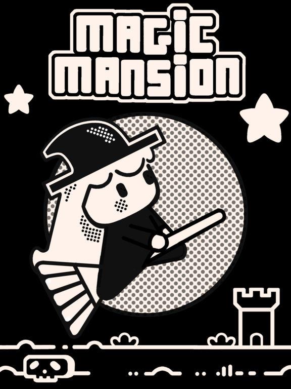 Magic Mansion iOS Screenshots