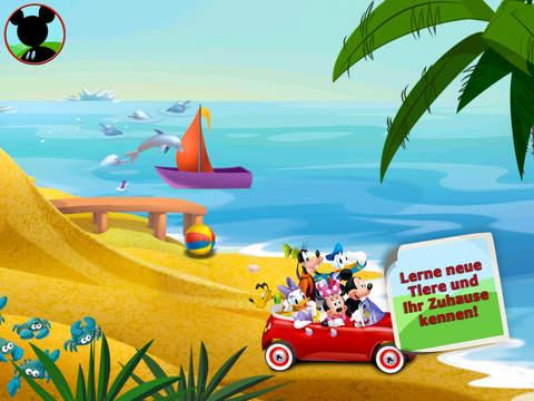 Micky Maus Wunderhaus: Tierisch wilder Zahlenspaß Screenshot