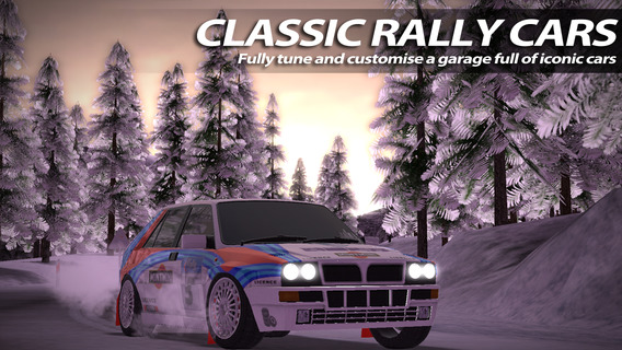 Rush Rally 2 iOS