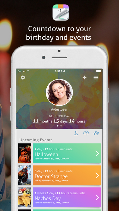 download Countdown+ Lite Social & Calendar Events appstore review