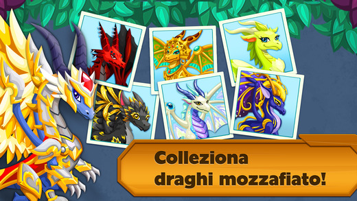 Dragon Story Trucchi