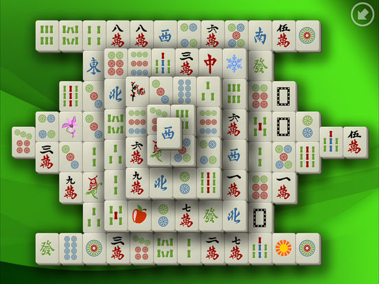 Screenshot Mahjong I
