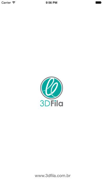 Impressão 3D Fila Screenshot