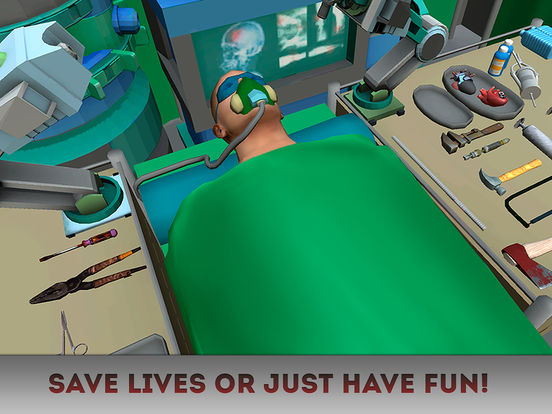 Surgery Simulator - 2 Full Screenshots