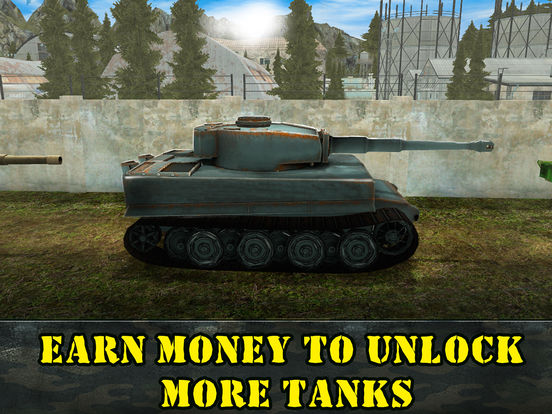 Tank Parking & Driving Simulator Full Screenshots