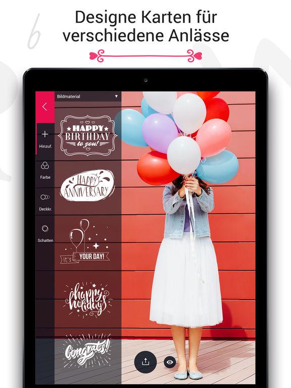 Fontmania - Füge Text mit Schriftarten zu Fotos! Screenshot