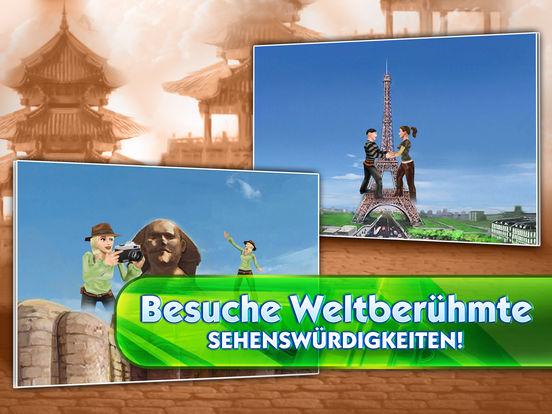 Screenshot 4 Die Sims 3 Reiseabenteuer