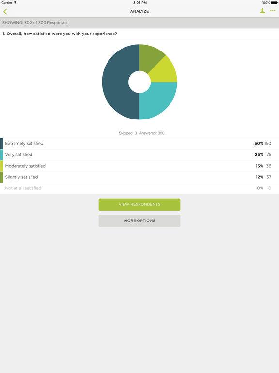 Surveymonkey on the app store