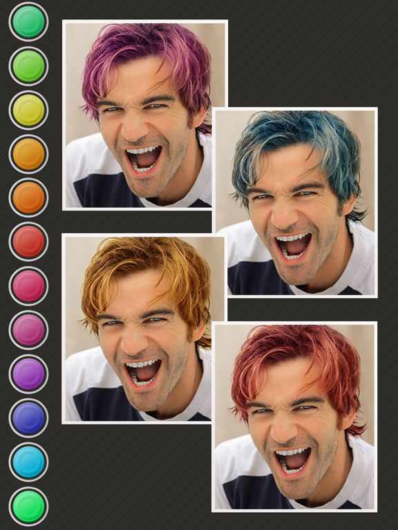 Fantastic HairColorBoothfreehaircolorapplicationjpg