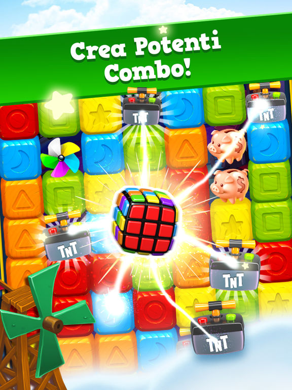 Toy Blast In The App Store : Toy blast sull app store