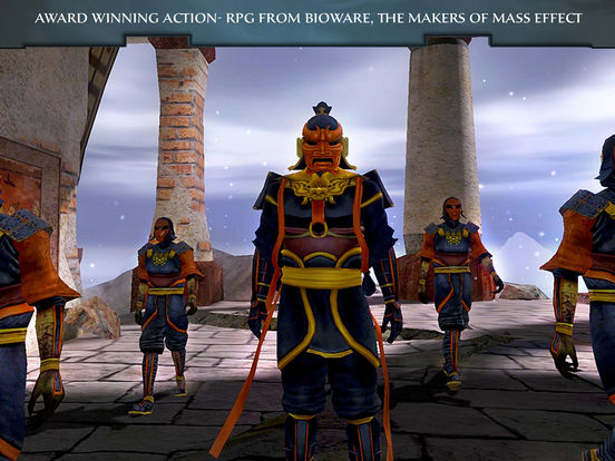 Screenshot 4 Jade Empire™: Special Edition