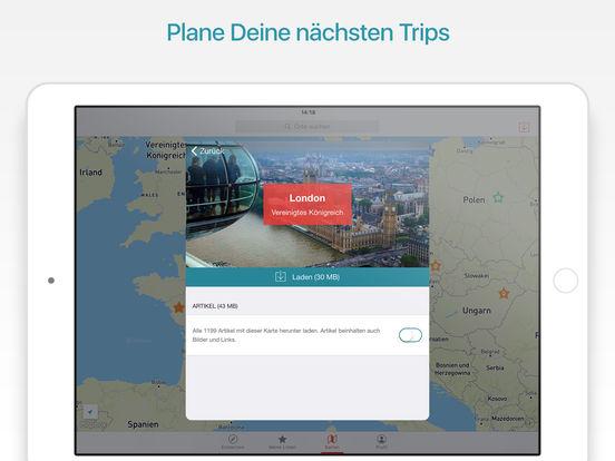 City Maps 2Go Pro » Offline Karten & Reiseführer Screenshot