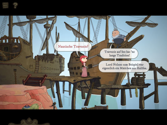 Screenshot 5 Nelly Cootalot: The Fowl Fleet