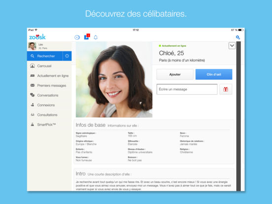 application rencontre adulte Vallauris