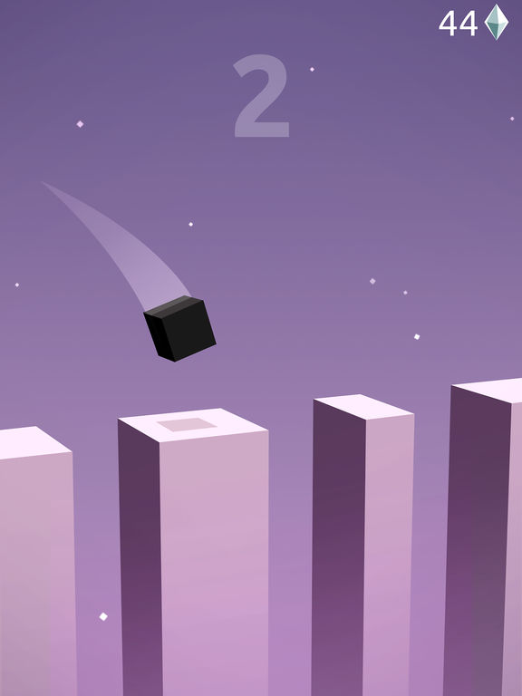 Hit The Pillar iOS Screenshots