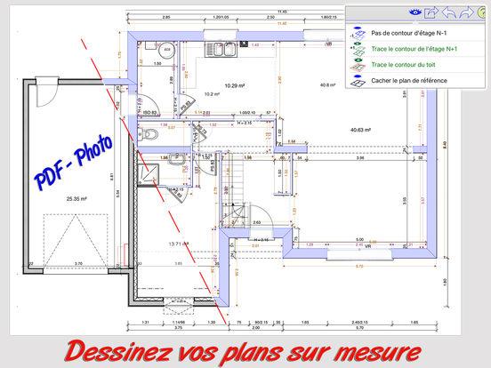 Architouch 3d design de plans d 39 architecture cad cao for Site plan app