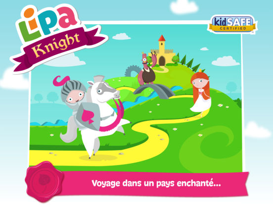 Lipa Knight iPad