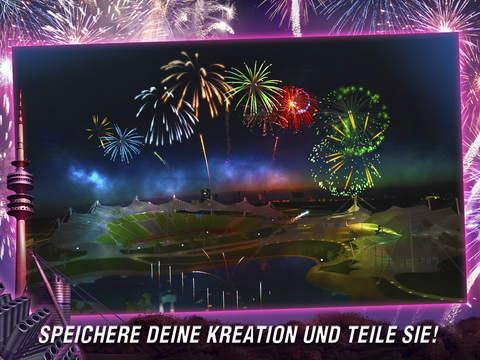 Fireworks Simulator iOS